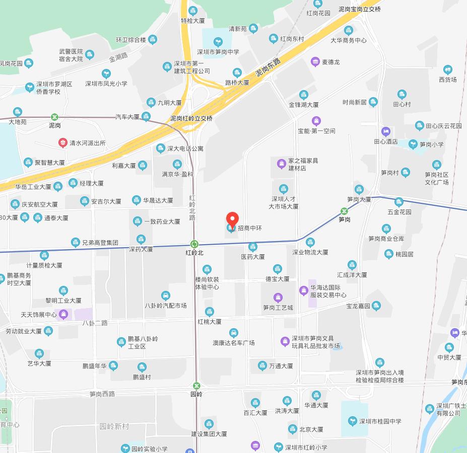 华一世纪公司地址